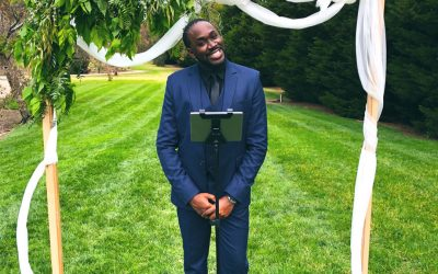 A Moment With: Jermaine Clark – Celebrant