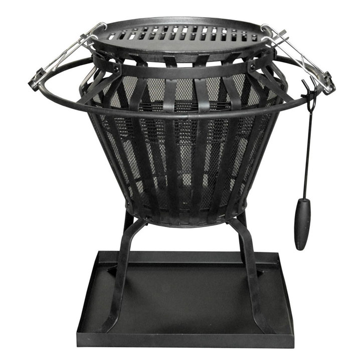 outdoor fire pit bunnings