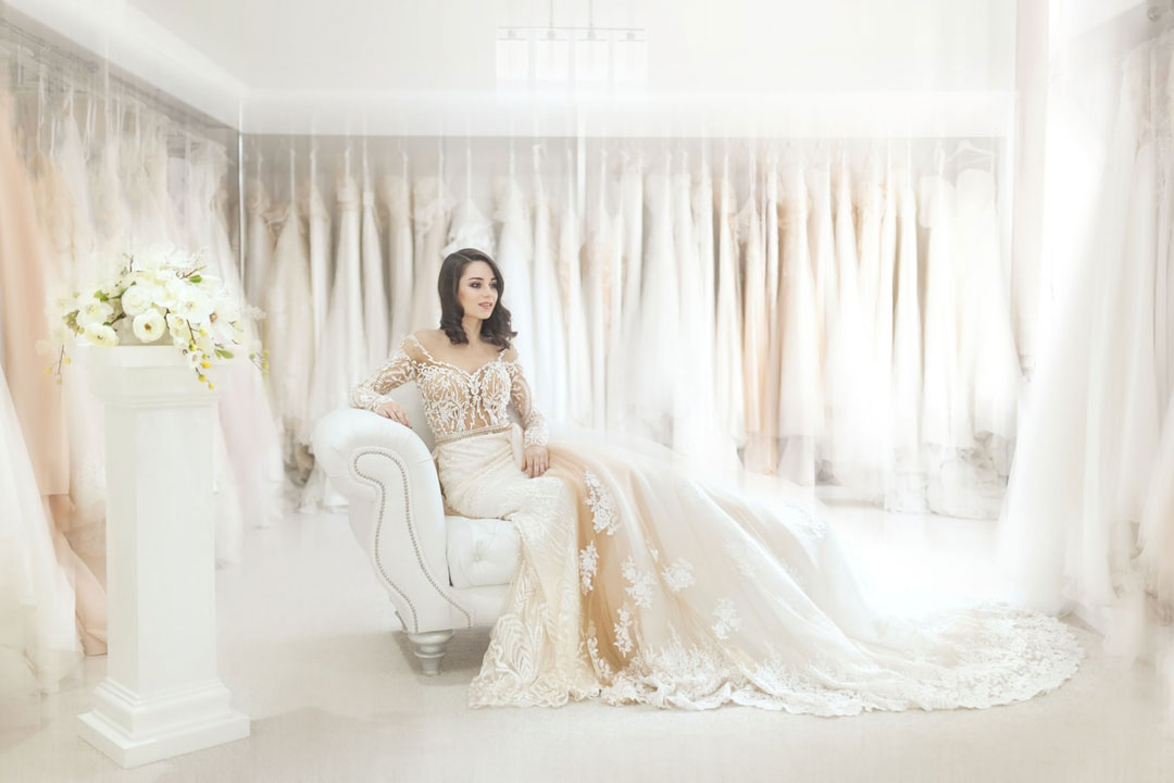 Choosing Your Wedding Gown Melbourne