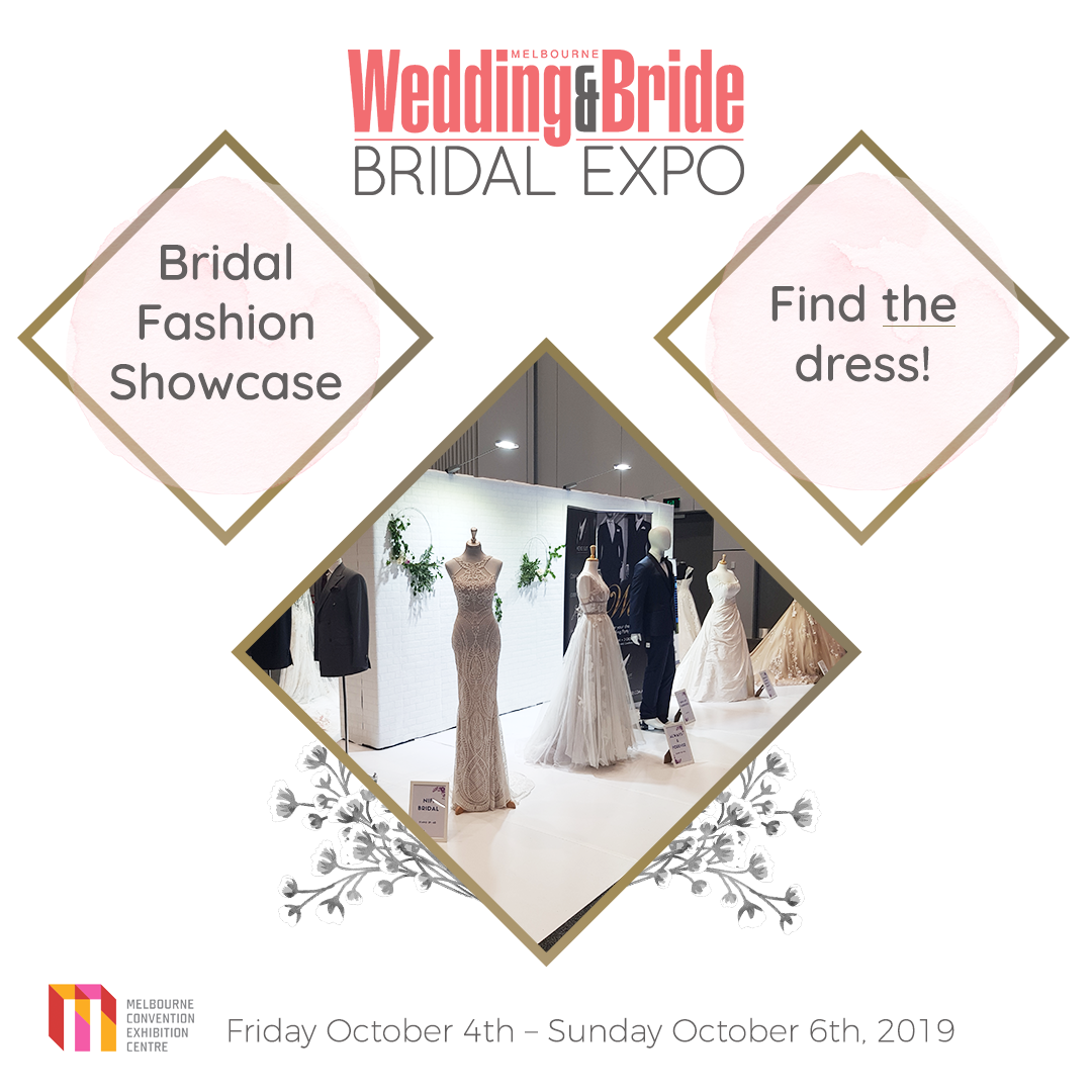 Free Bridal Bags - Melbourne Bridal Expo 2019