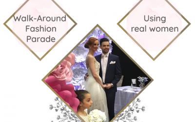 Walk Around Fashion Parade – Melbourne Bridal Expo