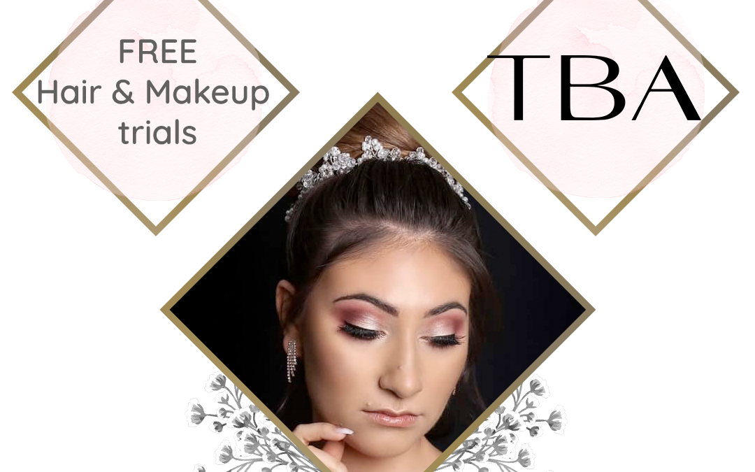 Free Hair and Make Up Trials