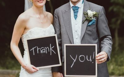 What To Include In Wedding Thank You Cards