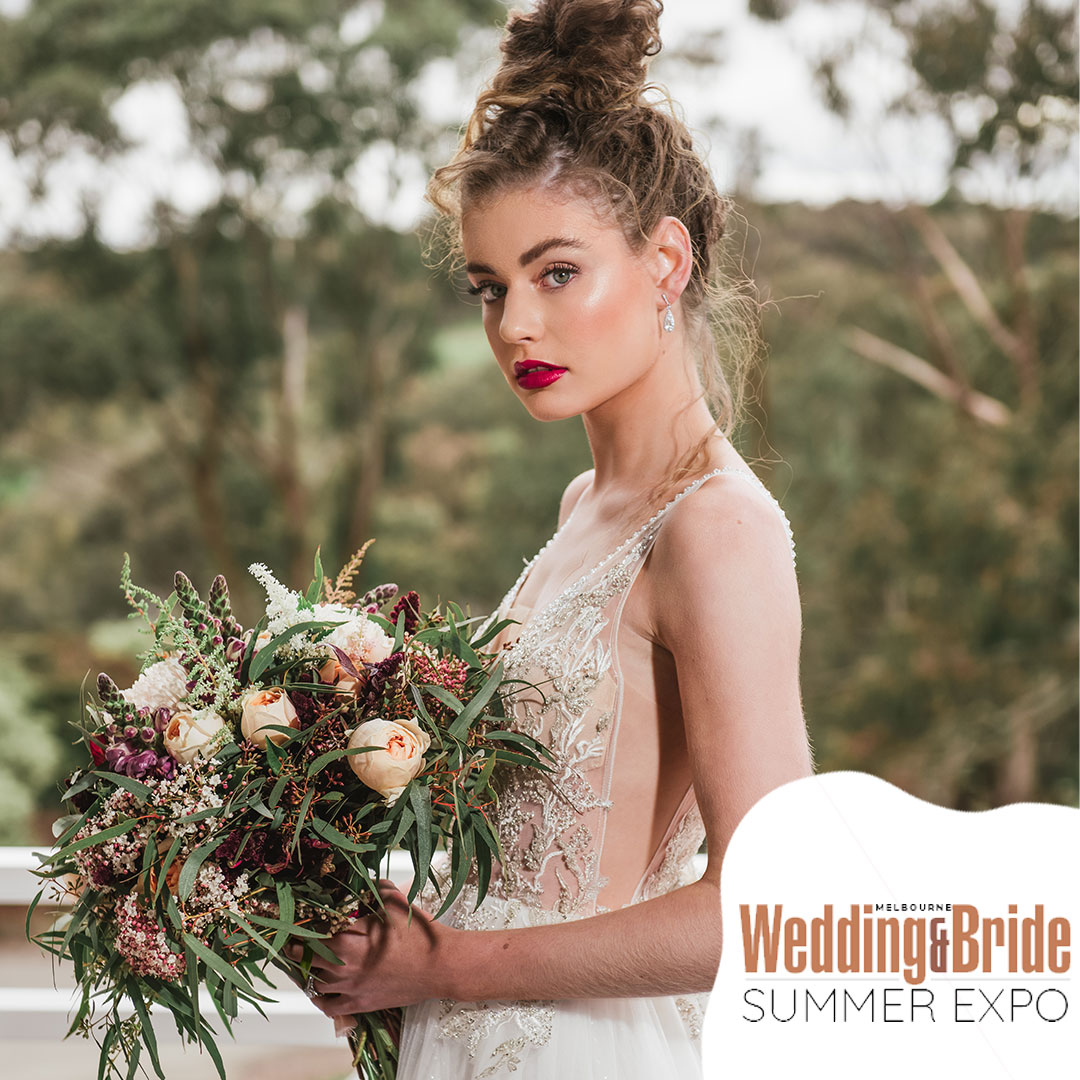 Wedding and bride expo spring melbourne c